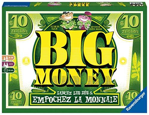 Jeu de société Big Money