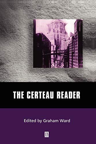 Certeau Reader