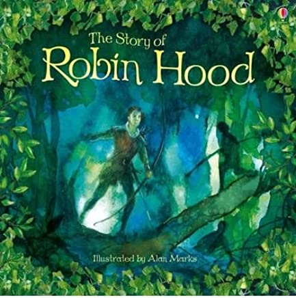 [(The Story of Robin Hood )] [Author: Rob Lloyd Jones] [Jun-2010]