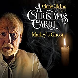 Ep. 1: Marley's Ghost (A Christmas Carol) audiobook cover art