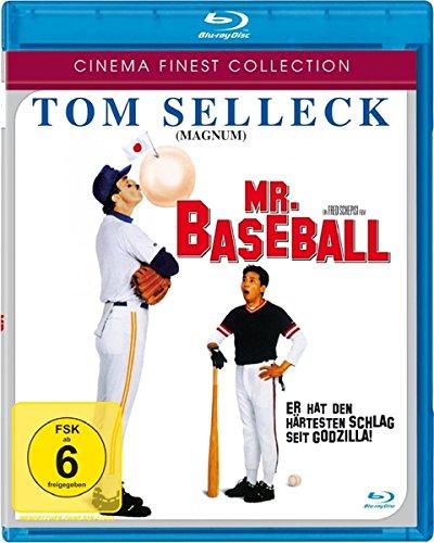 Mr. Baseball [Blu-ray]