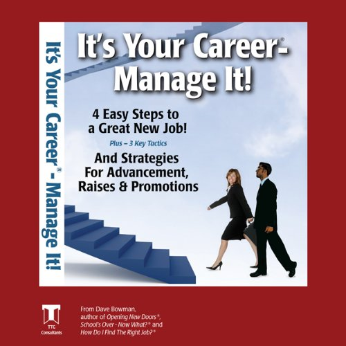 It's Your Career - Manage It! cover art