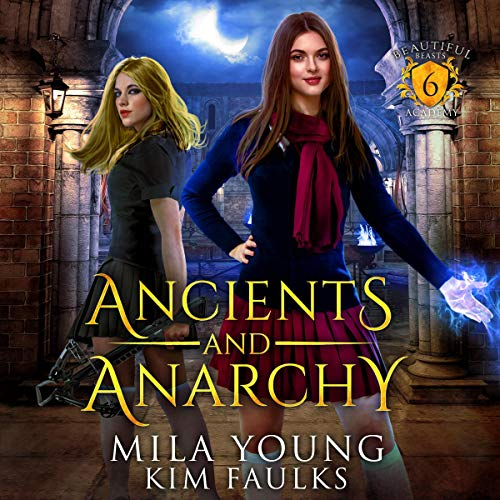 Ancients and Anarchy Titelbild