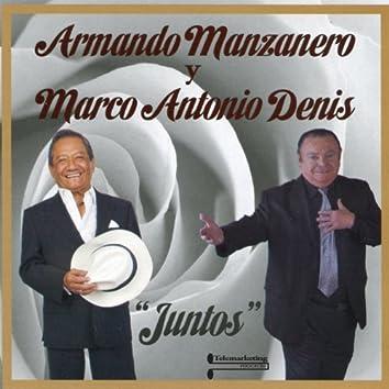 Manzanero y Denis Juntos