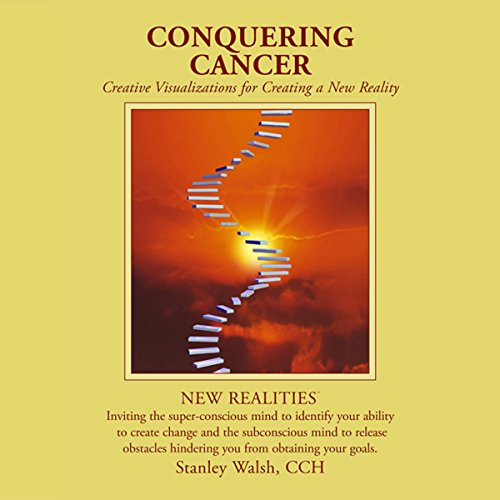 New Realities: Conquering Cancer audiobook cover art