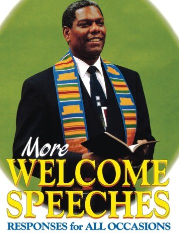 More Welcome Speeches Responses For All Occasions