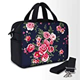 Insulated Lunch Bag Bags for Women Men Keep Food Cold or Warm 10 Hours 10L Large Thermal Lunchbag...