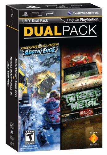 2-Pack-Motorstorm: Edge & Twisted Met