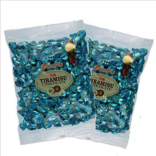 元祖ティラミスチョコレート・ピュアレ・業務用500g ×2袋パック