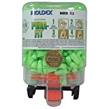 Moldex 6645 SparkPlugs PlugStation Earplug Dispenser, Cordless, 33NRR, Asst, 500 Pair