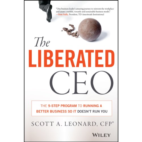 The Liberated CEO audiobook cover art