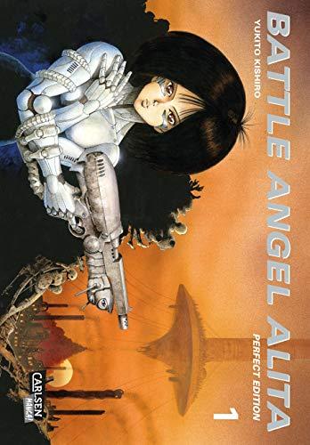 Battle Angel Alita - Perfect Edition 1: Hochwertige Neuausgabe des epischen Science-Fiction-Mangas (1)