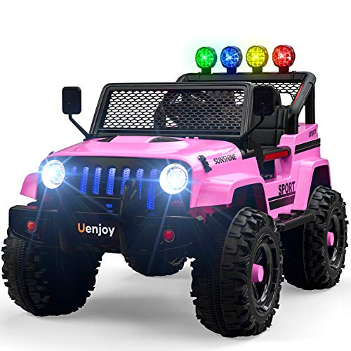 Uenjoy Electric Kids Ride On Cars 12V...