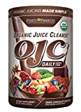 Certified Organic Juice Cleanse (OJC) - Dark Chocolate Surprise, 9.52 oz (270g)