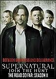 ATA-Boy Supernatural temporada 112,5'x 3,5' imán para refrigeradores y puertas