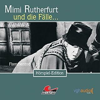 Flammentod (Mimi Rutherfurt 15) Titelbild