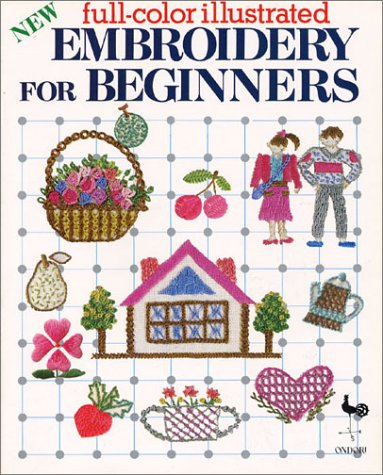 Find Discount New Embroidery for Beginners