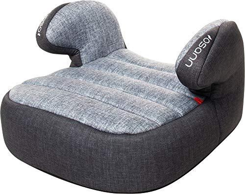 Osann Tango Kindersitzerhöhung Gruppe 2/3 (15-36 kg), Sitzerhöhung Schwarz