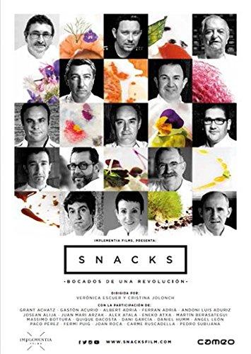Snacks, bocados de una revolución [DVD]