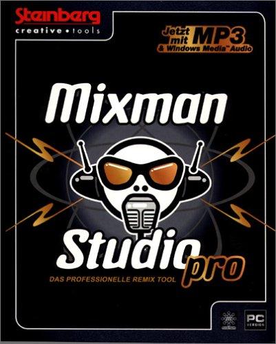 Mixman Studio Pro 3.0 CD W9x Das DJ-Studio für den PC