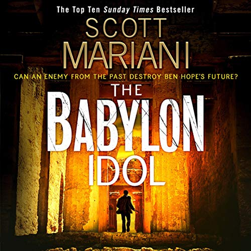 The Babylon Idol audiobook cover art