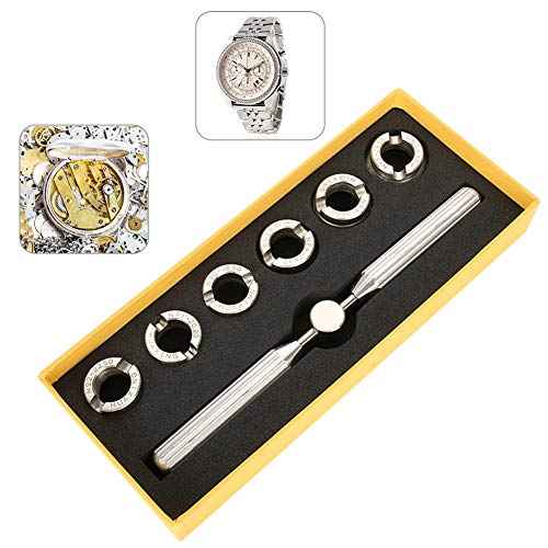 TMISHION horlogereparatietool, horloges opener gereedschap Rolex reparatiegereedschap horlogegereedschap sleutelreparatieset