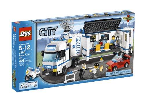 UNIDAD DE LA POLICÍA MÓVIL DE LEGO 7288