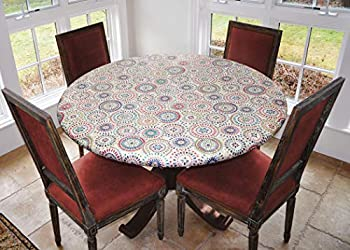 Best tablecloth rounds Reviews