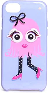 Kate Spade New York Make Your Own Monster Phone Case for iPhone 7 Cellphone Case Pink Multi