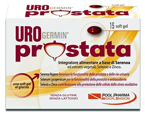 Urogermin Urogermin Prostata 15 Soft Gel - 21 g