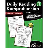 Creative Teaching Press CTP8181 Daily Reading Comprehension Workbook, Grade 1
