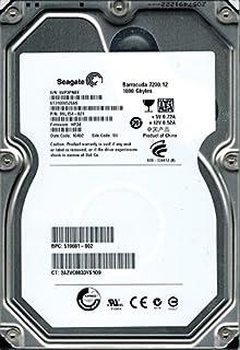 Seagate ST31000528AS P/N: 9sl154–021F/W: HP34su 1TB