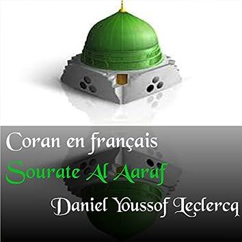 Sourate Al Aaraf (Coran en français)