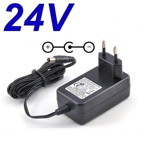 CARGADOR ESP ® Stroomvoorziening Oplader 24V Vervanging voor Gitaar Versterker Epiphone ELECTAR 10 Plaatsvervanger Replacement
