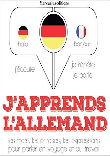 Couverture de J'apprends l'allemand