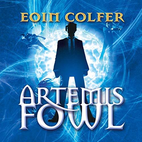 Couverture de Artemis Fowl 1