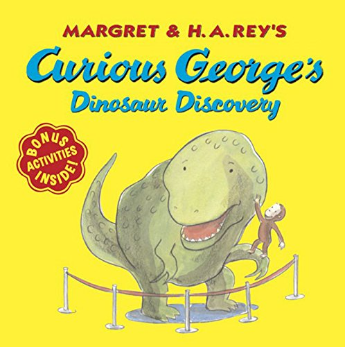 Curious George's Dinosaur Discoveryの詳細を見る