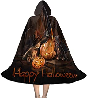 Khdkp Kids Wizard Cape, for Halloween Cosplay Costumes Halloween Decoration