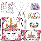 RLGPBON Unicorn Gifts for Girl Drawstring...