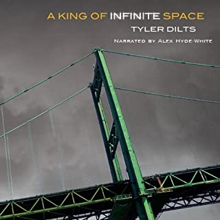 A King of Infinite Space cover art