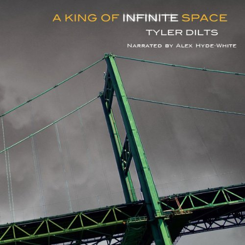 A King of Infinite Space audiobook cover art