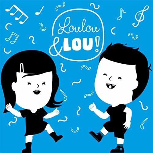 Kinderliedjes Loulou en Lou