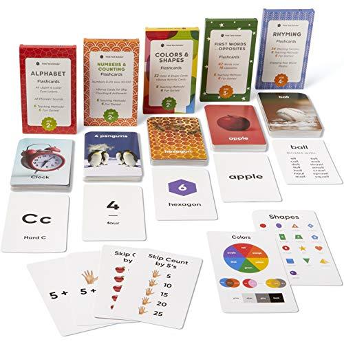 Think Tank Scholar Preschool Flash Cards Bundle Now $11.99