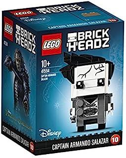 LEGO Brickheadz - Capitán Armando Salazar, Juguete