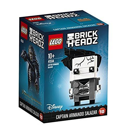 LEGO 41594 Brickheadz Disney Captain Armando Salazar