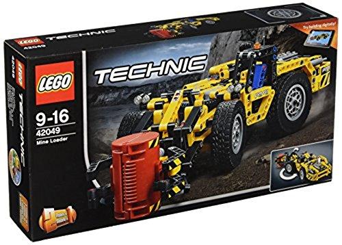 LEGO Technic 42049 - Bergbau-Lader