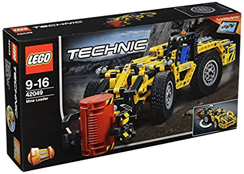 LEGO 42049 - Technic Carica-Mine