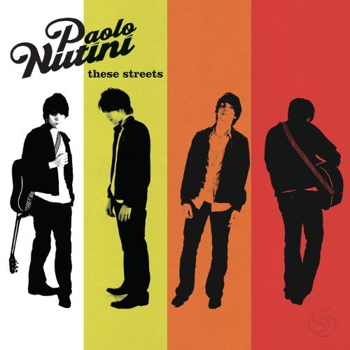 These Streets by Nutini, Paolo (2007) Audio CD