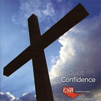 In Quiet Confidence