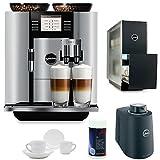Jura 13623 Giga 5 Automatic Coffee Machine, Aluminum Includes Jura 131 Degree Cup Warmer, Jura Milk...